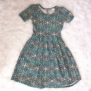 Gorgeous LuLaRoe Amelia Dress